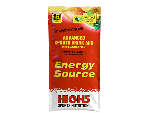 High5 EnergySource Drink Sports Nutrition Tropical 47g